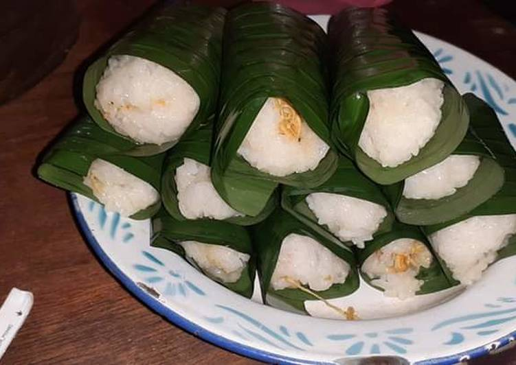 Resep Lemper Ayam Simpel Oleh Boru Tuandibangarna Cookpad