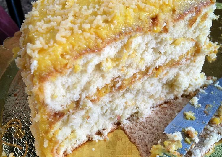 Recipe: 2021 AMIEs Geleen Yema Cake