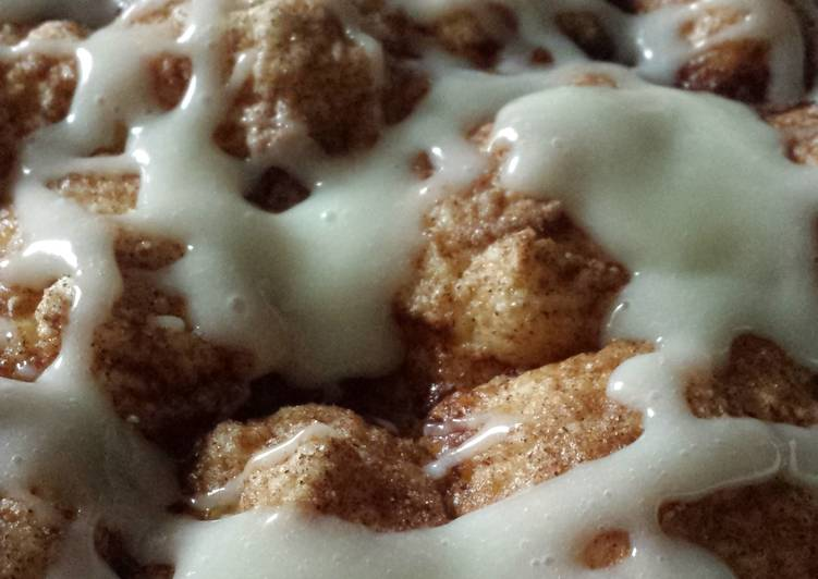 Easiest Way to Prepare Delicious Cinnamon roll bites