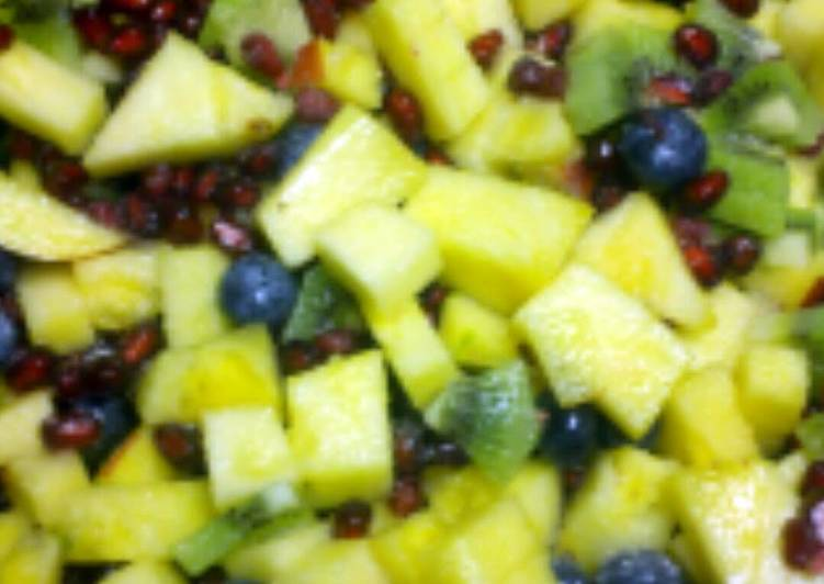 Tart Fruit Salad