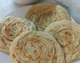 Roti Paratha / Roti Canai / Roti Maryam