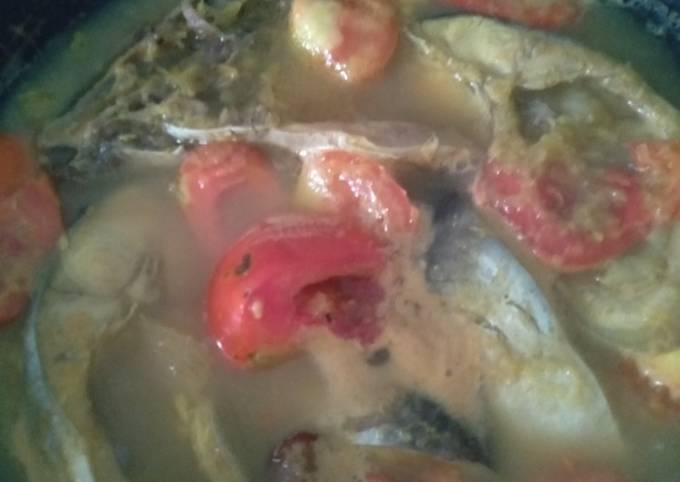 Resep Ikan Patin kuah kuning Anti Gagal