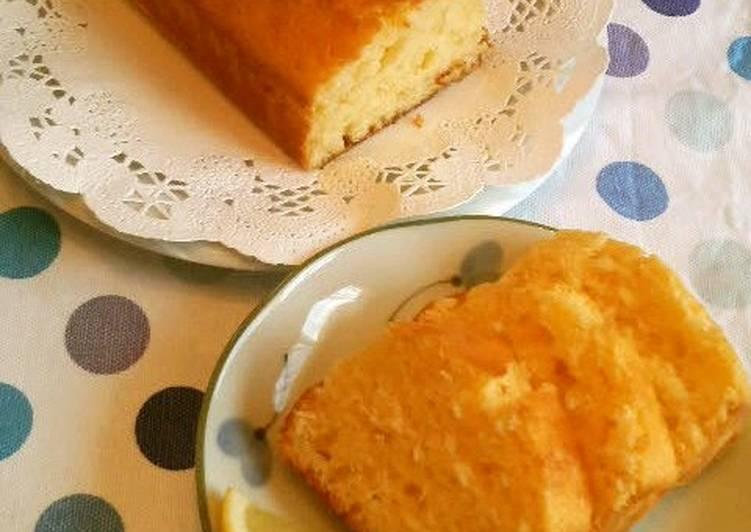 How to Make Ultimate Just Mix and Bake Lemon Yogurt Cake