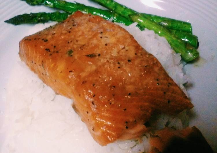 Dinner Ideas for Every Craving Bourbon Salmon