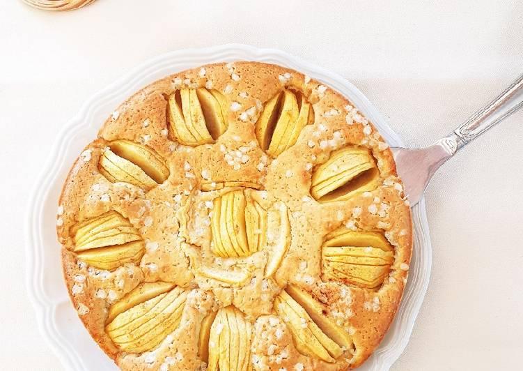 Recette Délicieuse Gâteau aux pommes