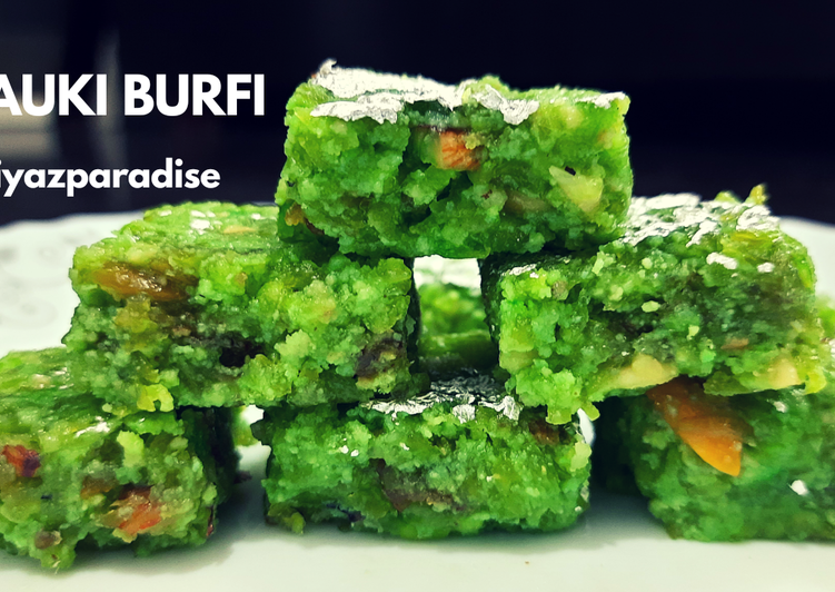 Step-by-Step Guide to Make Ultimate Lauki Burfi