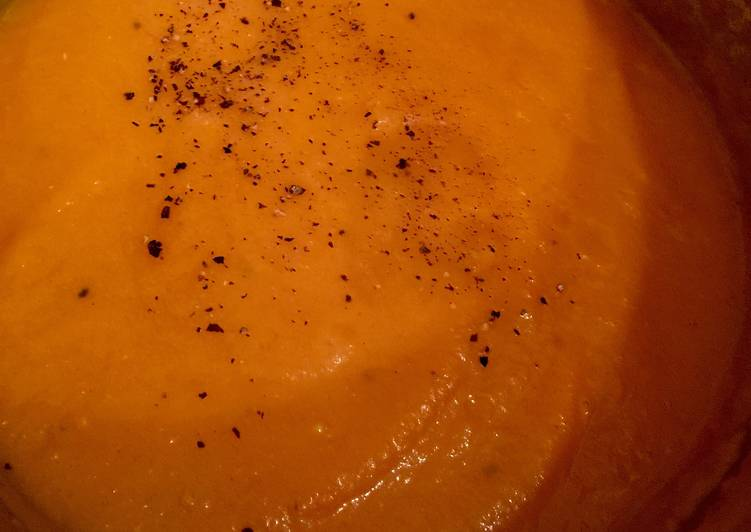 Easy Carrot Soup, Choosing Fast Food That's Good For You