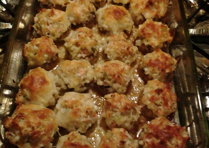 Party Stuffed Shrooms