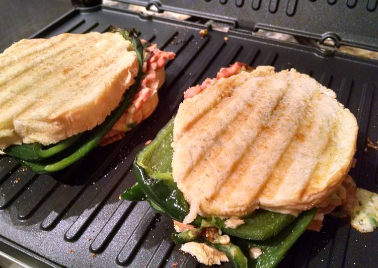 30+ Dinner Easy Blends Poblano Pepper Grilled Cheese
