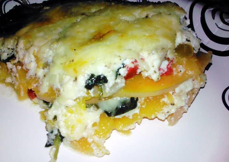Brenda's Butternut Squash Lasagna