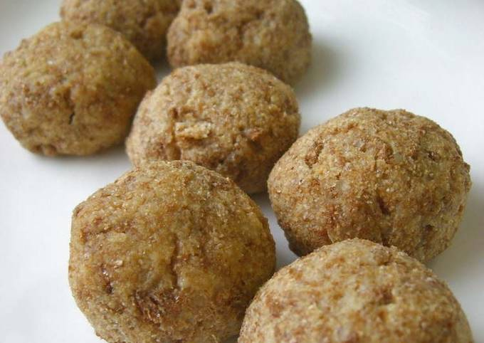 Simple Way to Prepare Ultimate Okara Diet Cheese and Cereal Snacks