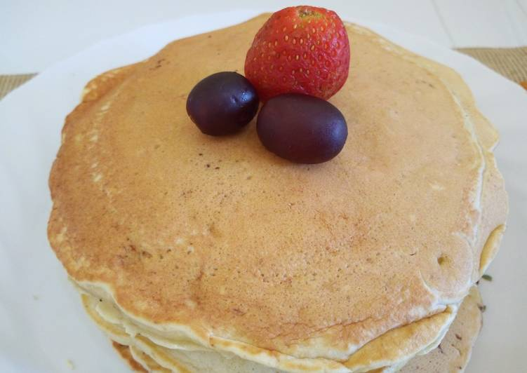 How to Prepare Tasty Fruity Pancakes#eldybreakfastcontest