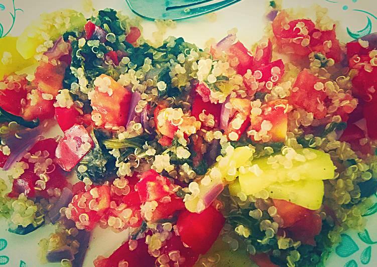 Quinoa Splendor