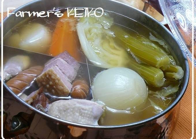 [Farmhouse Recipe] Our Family's Rich and Tasty Pot au Feu