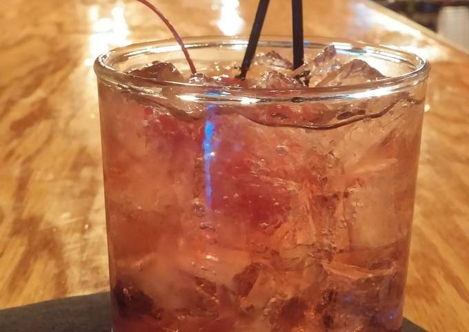 Dragonberry Cocktail