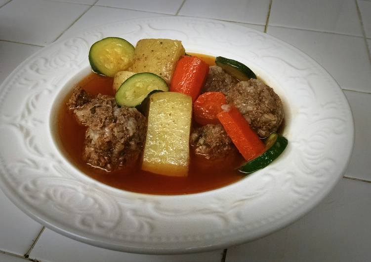 Why Most People Fail At Trying To Albondigas (Mexican meatball soup)