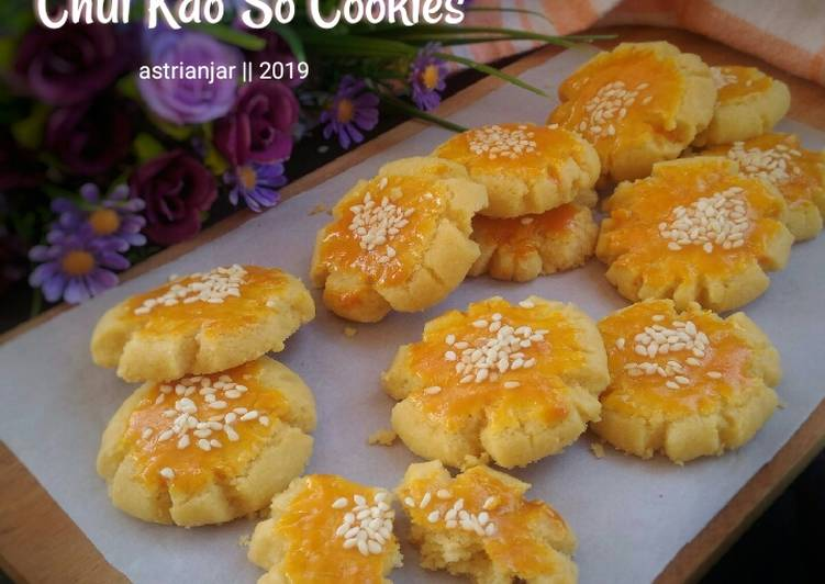 Chiu Kao So Cookies