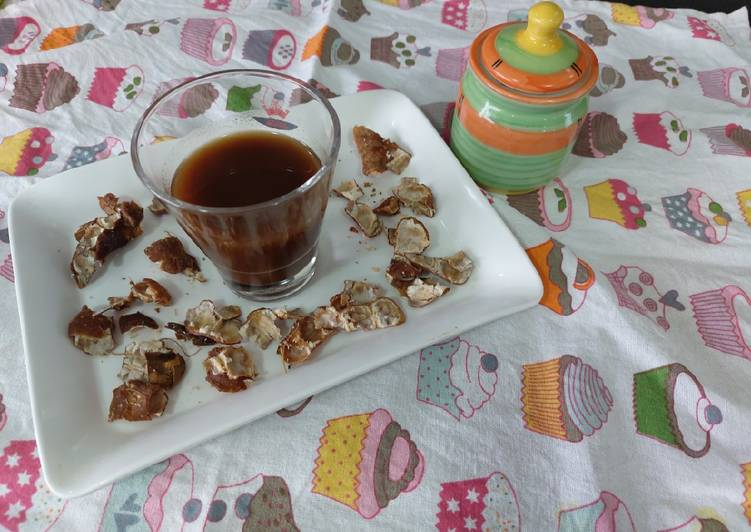 Recipe of Favorite Tamarind and jaggery chattny