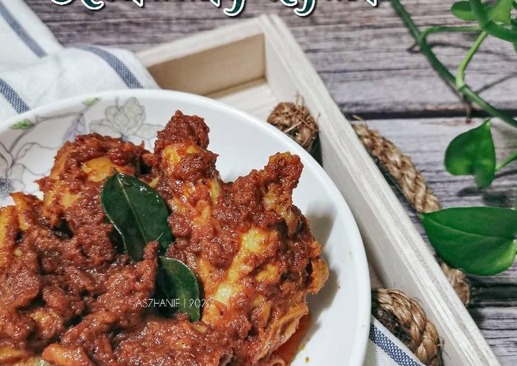 [ Ayam] Rendang Ayam - velavinkabakery.com