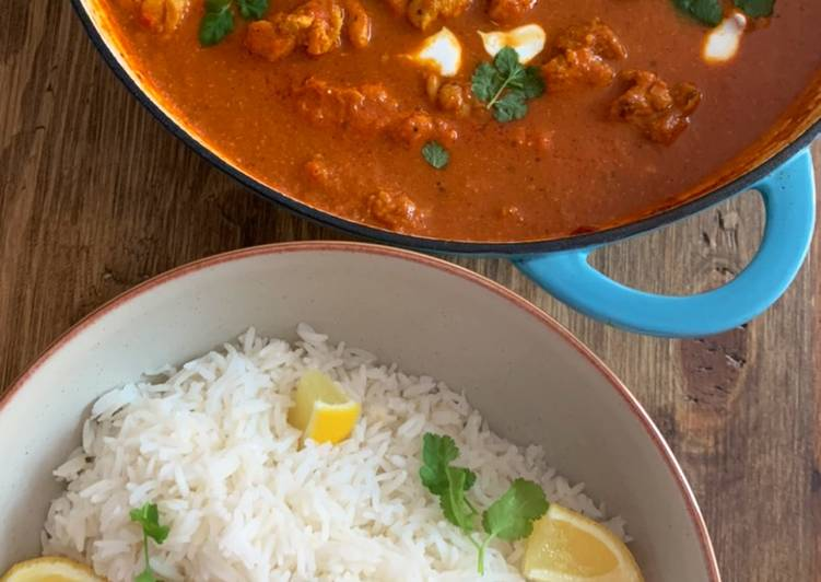 Easiest Way to Prepare Speedy Chicken Tikka Masala