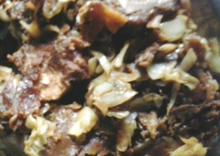 Chilli Eenchada(Raw Jackfruit)