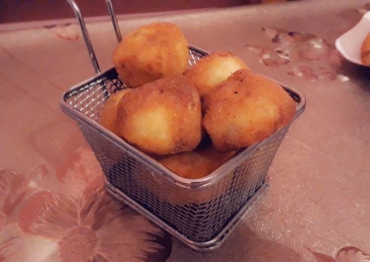 Recipe: Appetizing Croquettes à la béchamel