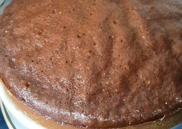 cara buat Bolu sarang semut mudah dan praktis - Sajian Dapur Bunda