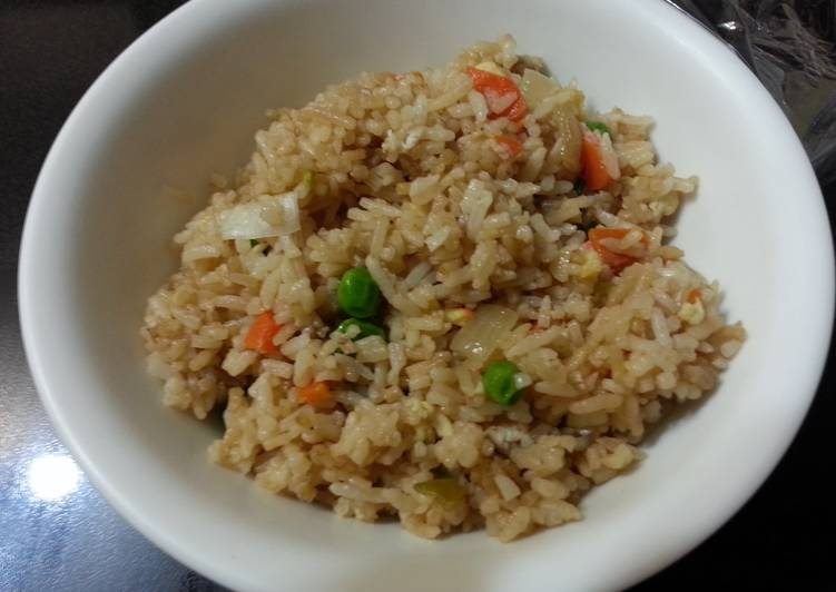 How to Cook Delicious Chicken fried rice