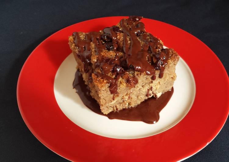 Kahlúa Bread Pudding