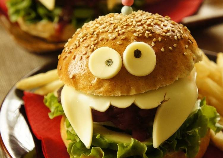Consume These 14 Superfoods to Go Green for Optimal Health Halloween Monster Burgers
