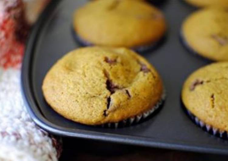 Recipe of Speedy Cheesecake, muffins with nutella and pumpkin