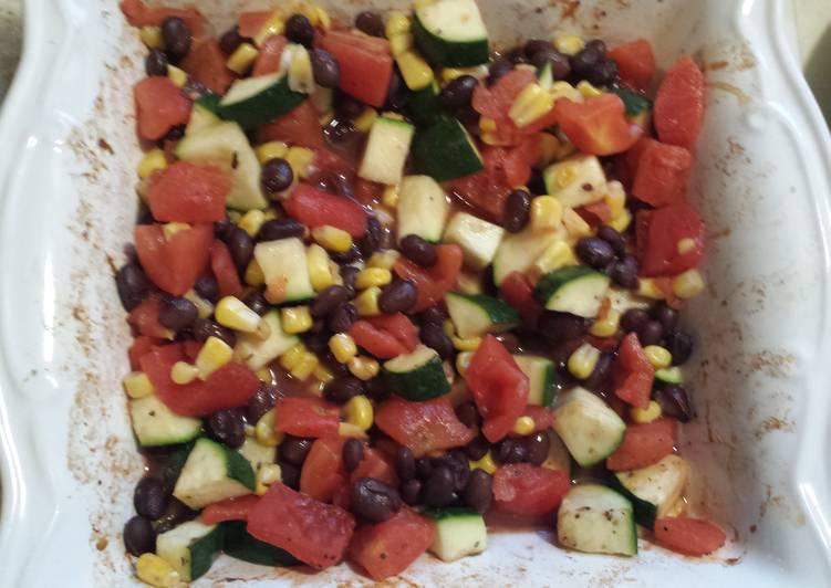 Easiest Way to Prepare Tasty Zucchini medley
