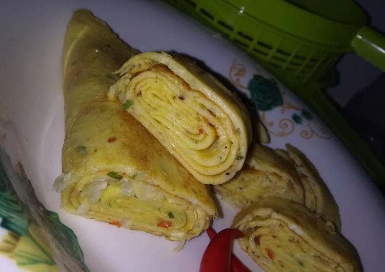 Telur gulung