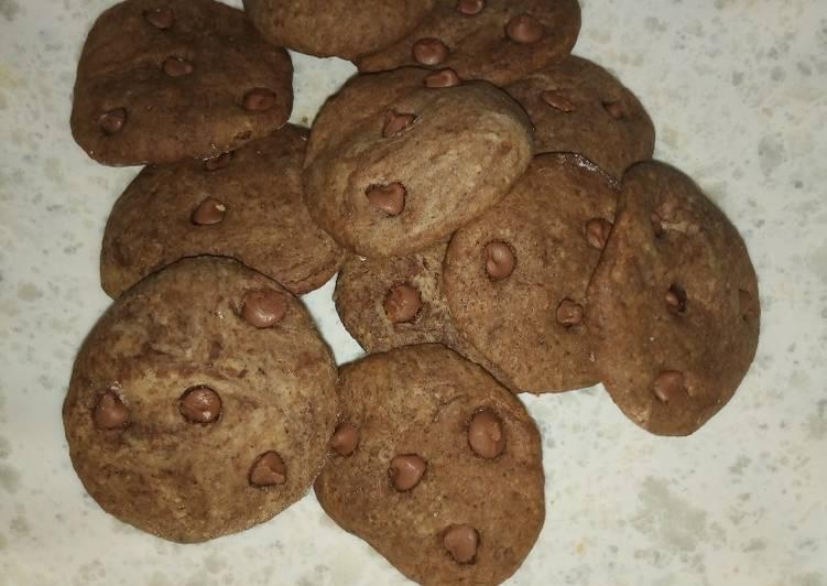 Recipe: Yummy Chocolate cookies
