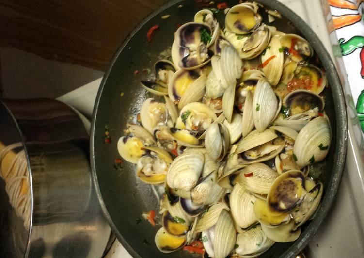 Recipe of Favorite vongele pasta