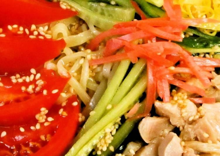 How to Make Award-winning Hiyashi Chuuka (Chilled Chinese-Style Noodles)