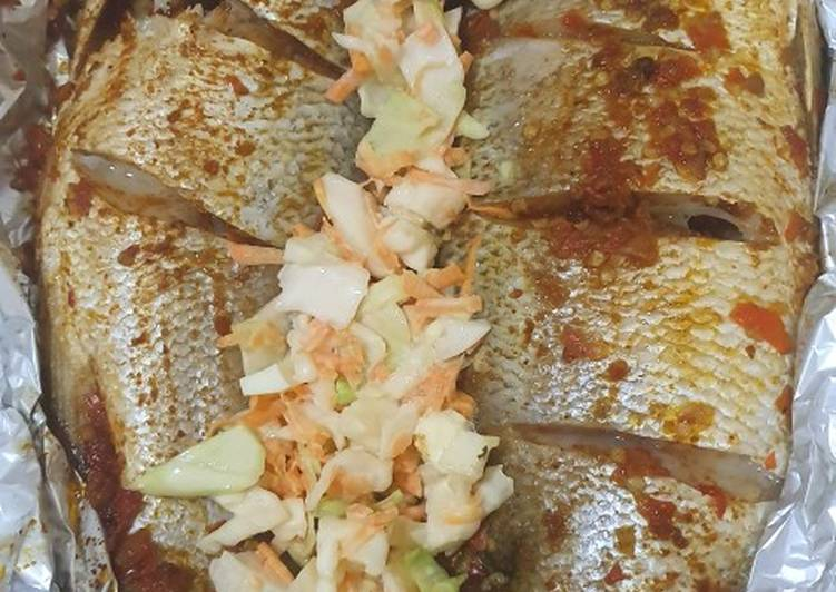 Grandmother's Dinner Ideas Speedy Grilled fish