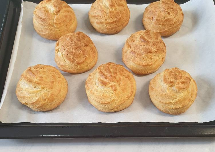 Kue Sus a.k.a Choux Pastry