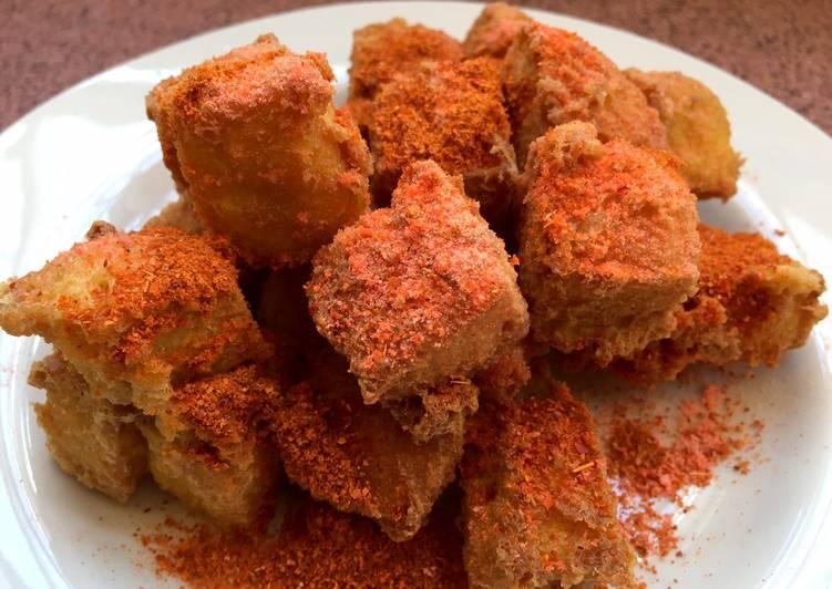 Resep Tahu Crispy Gampang