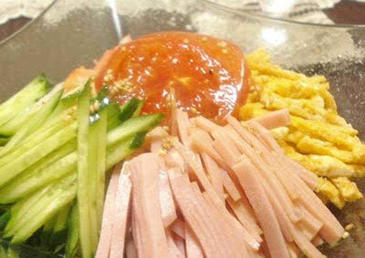 Our Golden Ratio ~ Delicious & Authentic Chilled Chinese-style Noodles