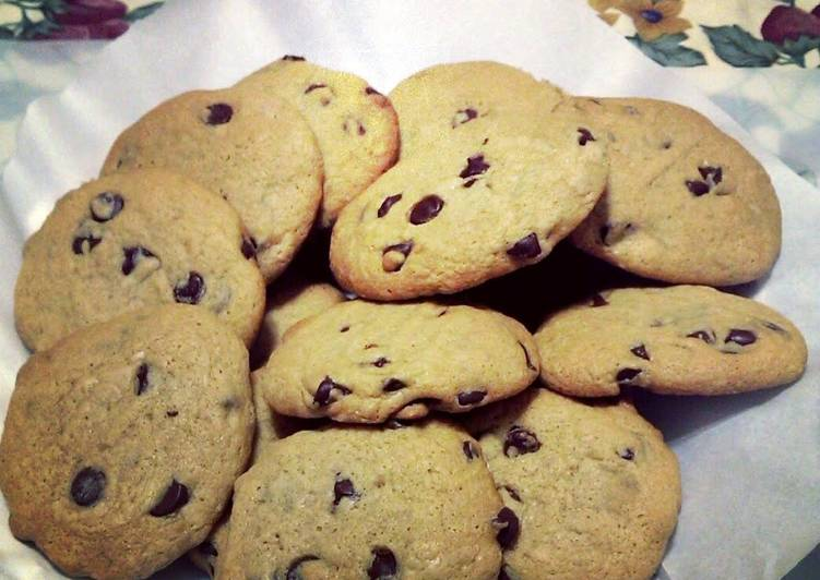 Classic Chocolate Chip Cookies!