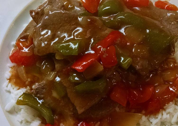 Consume These 7 Superfoods to Go Green for Optimal Health, Peggy's pepper steak