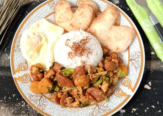 Nasi Gila (Crazy Rice)