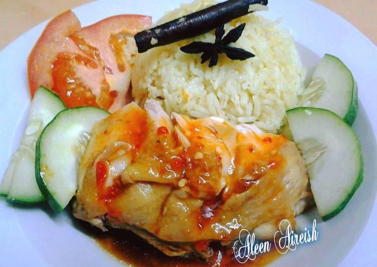 Nasi Ayam Hainan Singapore - velavinkabakery.com