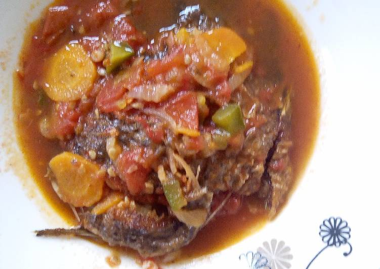 Steps to Make Ultimate Fish Stew