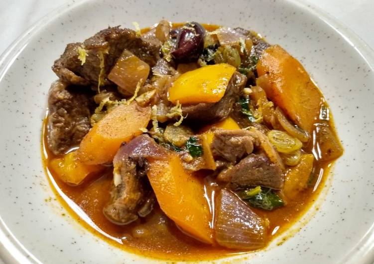 Moroccan Beef Stew, Coconut Oil Is Really A Great Product And Can Also Be Beneficial For Your Health