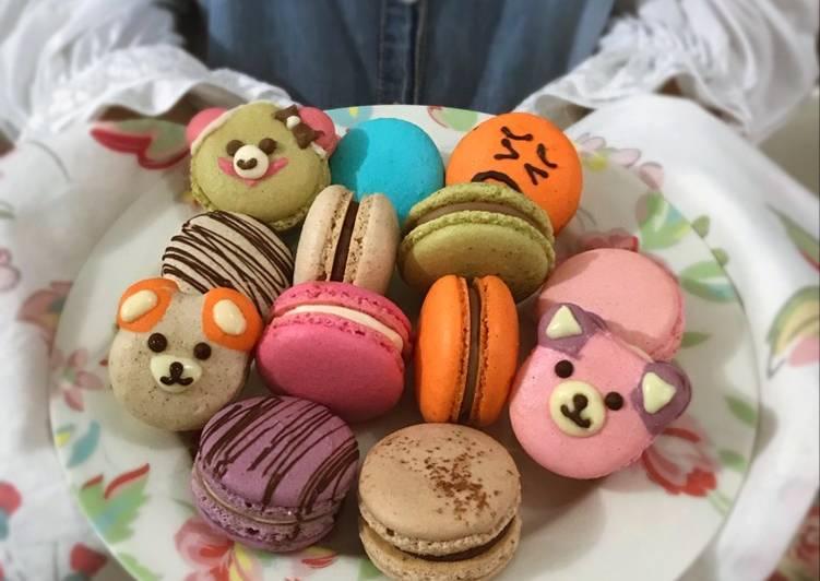 Resep Macaron Oleh Yarsiochi Cookpad
