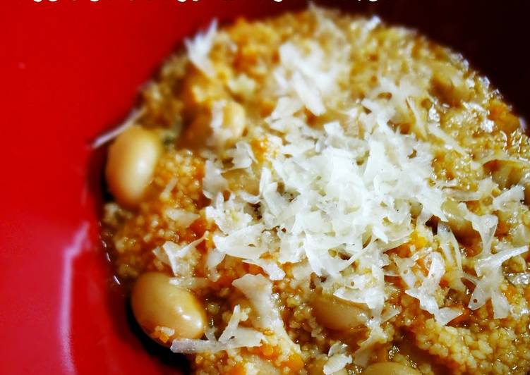 Italian-Style Stewed White Kidney Beans