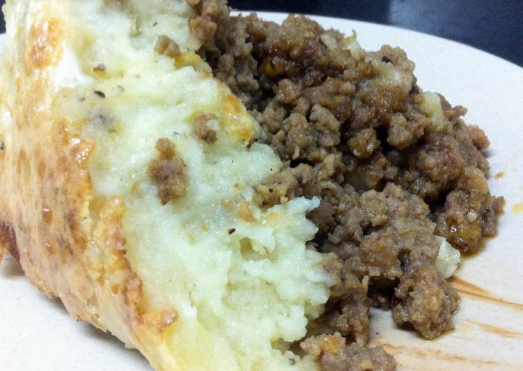 How to Make Tasty OMG Shepherds' Pie