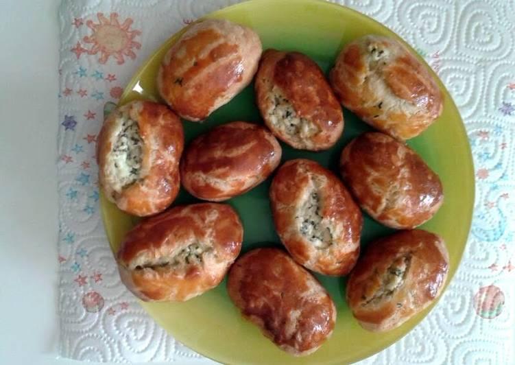 Pogaca (Turkish biscuit)